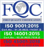 Logo Certificazione FQC x Stone